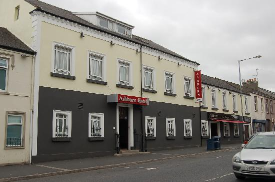‪The Ashburn Hotel‬