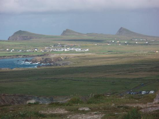 The 'Three Sisters' West of Dingle - Picture of The Dingle Peninsula ...