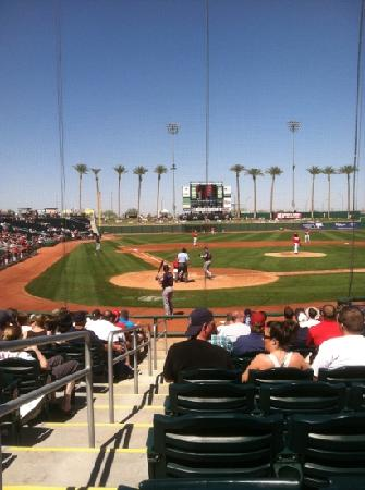 Residence Inn Phoenix Goodyear: Goodyear Ballpark