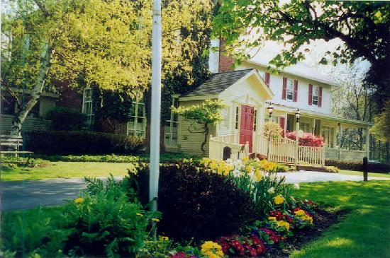 Photo of Asa Ransom House Clarence