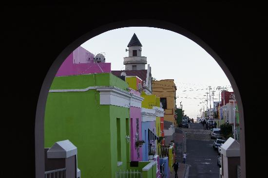 South Africa: Colourful Houses, Cape Town