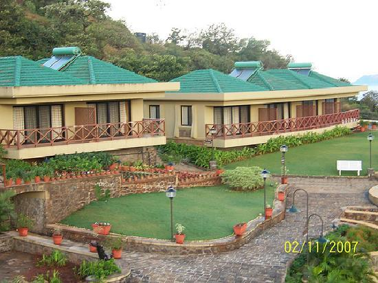 Gravity Defying Waterfalls Picture Of Upper Deck Resort Pvt Ltd Lonavala Tripadvisor