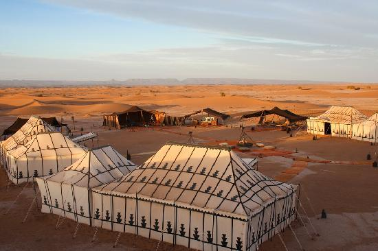 Erg Chigaga Luxury Desert Camp