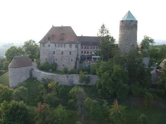 Hotel Burg Colmberg
