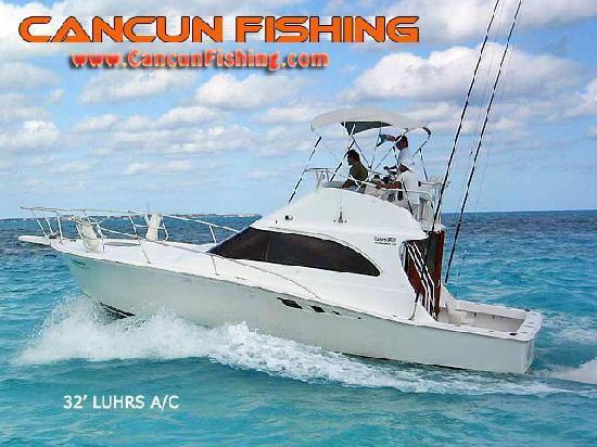 301 moved permanently for Cancun fishing trips