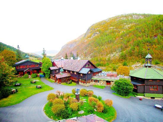 Oppland, Norway: Elveseter Hotel