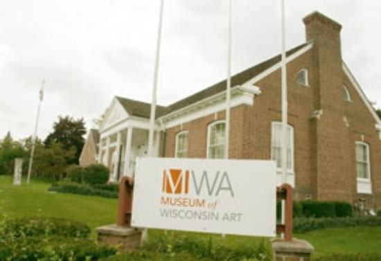 , : Museum of Wisconsin Art