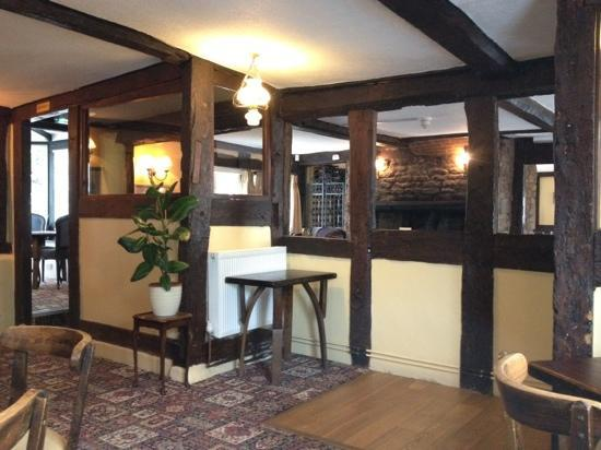 Salutation Inn: dining room
