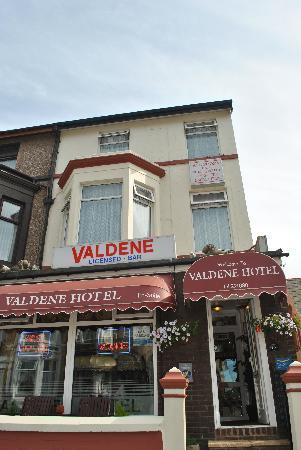 Photo of Valdene Hotel Blackpool