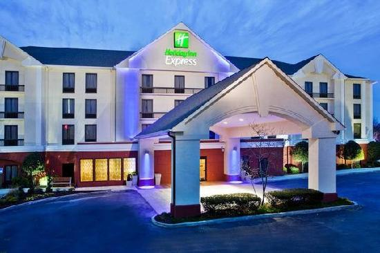 Photo of Holiday Inn Express Atlanta West - Theme Park Area Lithia Springs