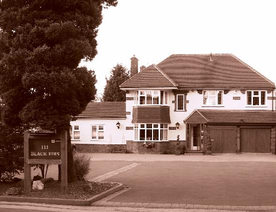Photo of Black Firs Guesthouse Marston Green