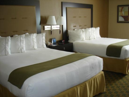 Holiday Inn Express Portland (Airport Area): Beautiful and clean room