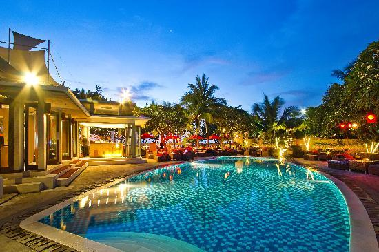 Kuta Seaview Boutique Resort &amp; Spa : Pool 