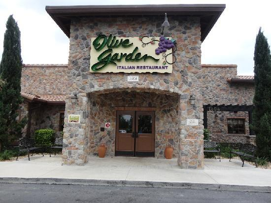 Olive Garden Orlando 12361 State Road 535 Lake Buena Vista Menu Prices Tripadvisor