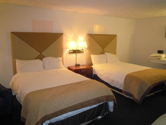 Econo Lodge Waterville: Chambre double