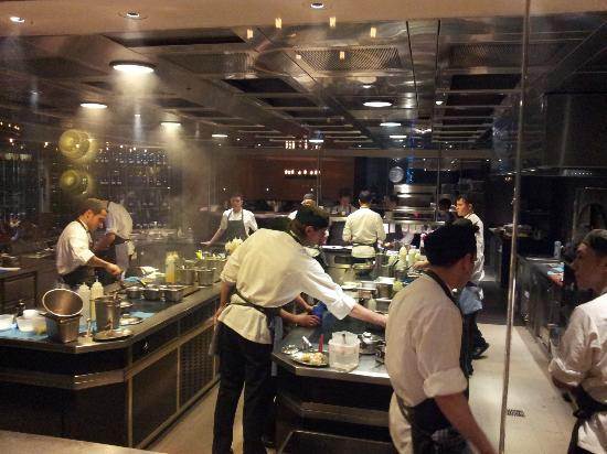 Restaurant Review g d Reviews Dinner by Heston Blumenthal London England.