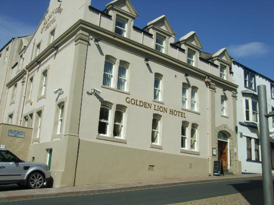 Maryport United Kingdom  City pictures : Golden Lion Bar and Restaurant, Maryport Restaurant Reviews, Phone ...