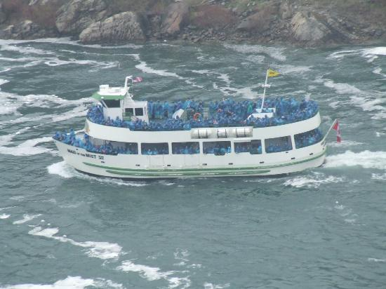 Photos of Maid of the Mist, Niagara Falls