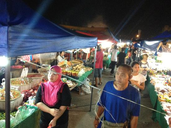 Photos of Filipino Market, Kota Kinabalu