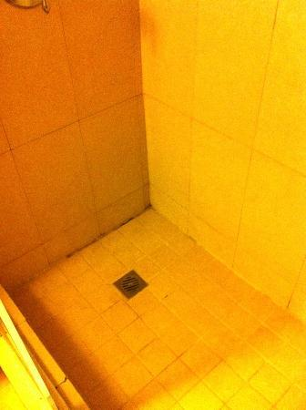 Country Inn & Suites Panama: Mold in the shower