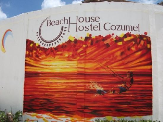 Beachouse Hostel Cozumel: getlstd_property_photo