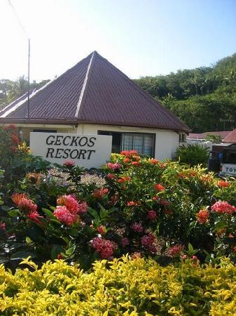 Gecko&#39;s Resort