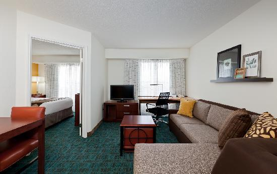 Residence Inn Indianapolis Fishers: One Bedroom Suite
