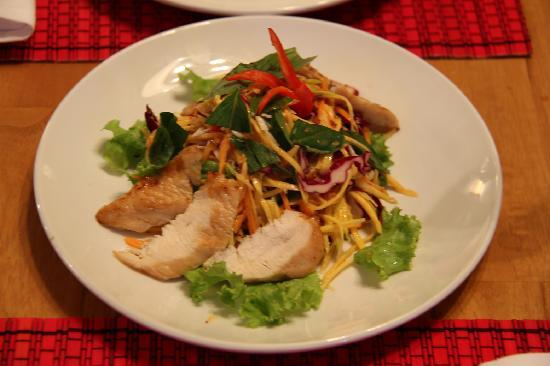 Diamond Palace II: Mango Salad