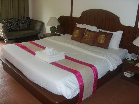 Tipa Resort: delux room
