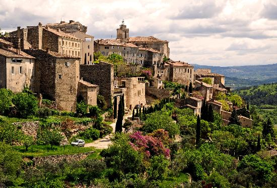 Travel to Provence