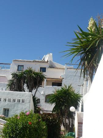... gibraltar - Picture of Costa Natura Naturist Apartment Hotel, Estepona