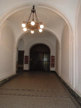 Residenza le 6A: Building main floor entrance