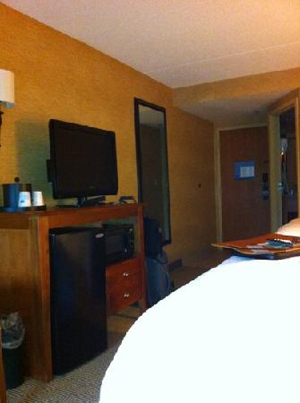 Hampton Inn Harrisburg East (Hershey Area): the room