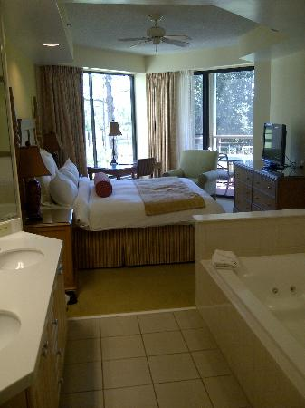 Marriott's Imperial Palms Villas: The master suite