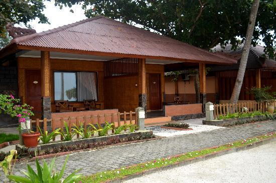 Bintan Agro Beach Resort: Cabanas