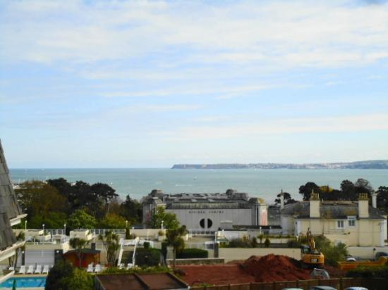 TLH Carlton Hotel: View from room 203