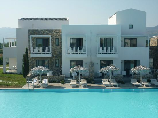 Strandansicht picture of diamond deluxe hotel kos town tripadvisor for Chambre dhotel de luxe