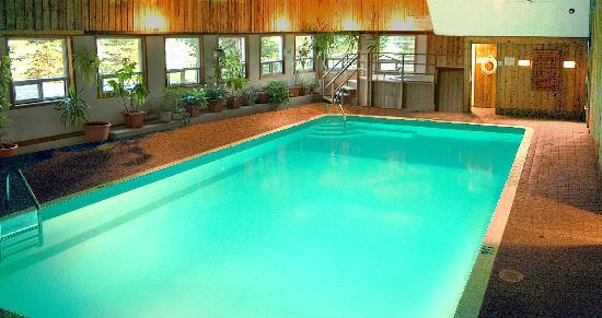 Shamrock Lodge: Indoor Pool and Hot Tub