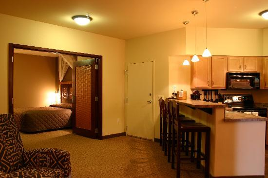 Kalahari Resorts & Conventions: Lodge Room