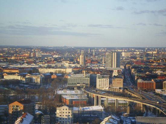 how to get to skyview stockholm