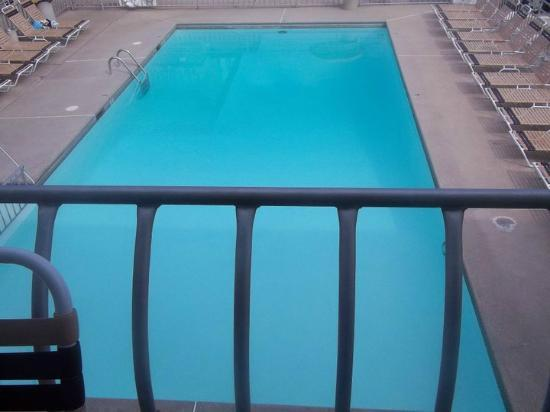 Panoramic Motel Apts: pool