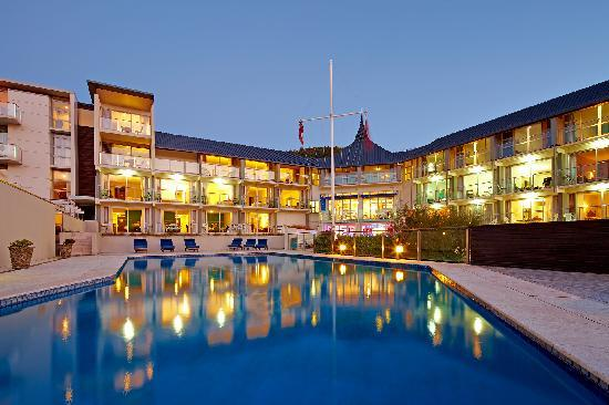 Mercure Picton Marlborough Sounds: Twilight Pool