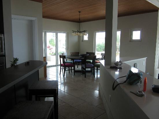 Sky Beach Club: Dining Room from Kitchen in Unit 9