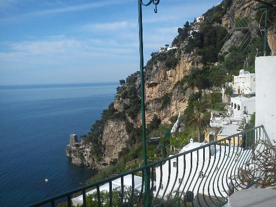 Pensione Maria Luisa - Amalfi Coast: View towards SW