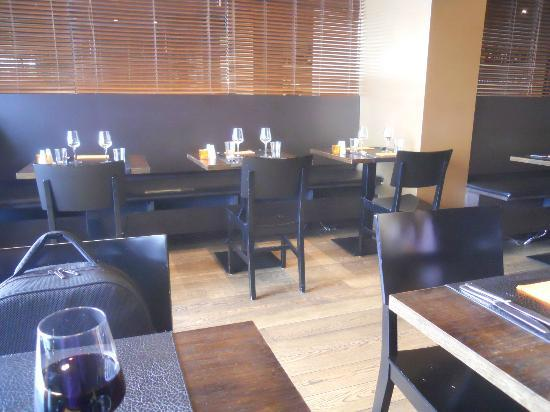 Tables atmo and mise en place picture of o restaurant brussels tripadvisor - Mise en place table restaurant ...