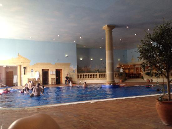 Swimming Pool Picture Of Whittlebury Hall Towcester Tripadvisor