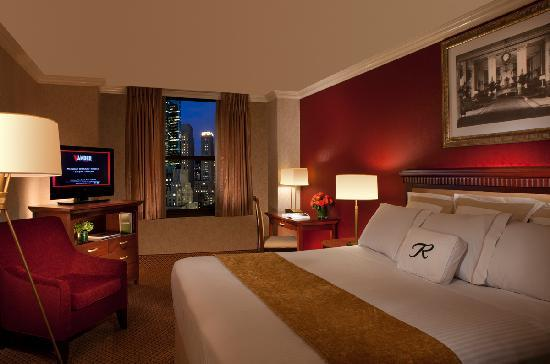 The Roosevelt Hotel : Newly Renovated Guestrooms