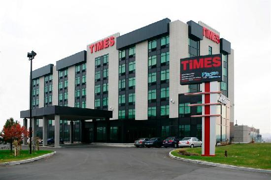 Photo of Grand Times Hotel Quebec City