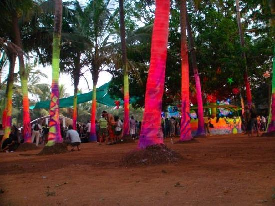 Goa, India: What Colours......