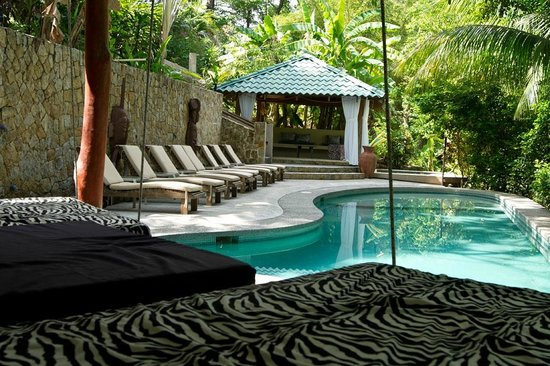 Moana Lodge: Pool